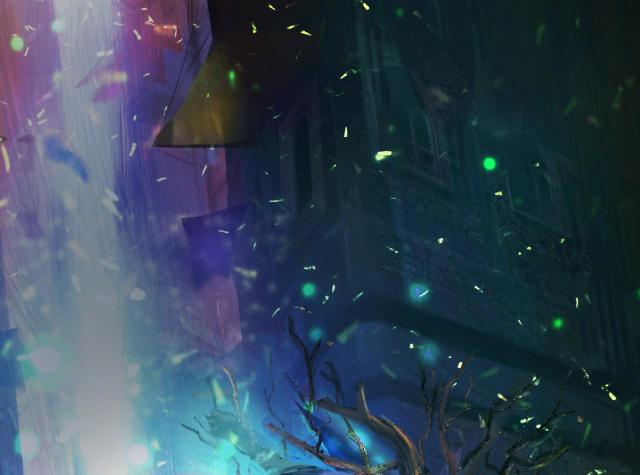 Les murmures de l'En-dessous, le 7ème épisode des Mystères de Kioshe